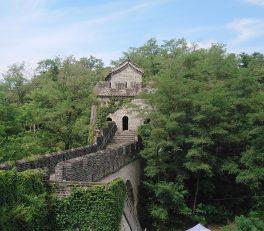 Great Wall of China Dandong