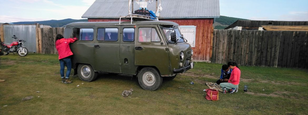 What is a Russian Van?