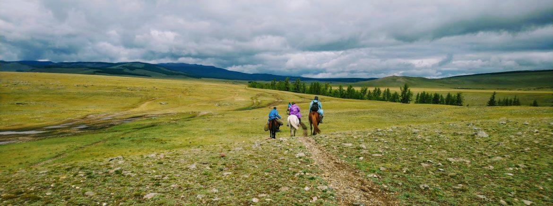 Hose Riding Mongolia