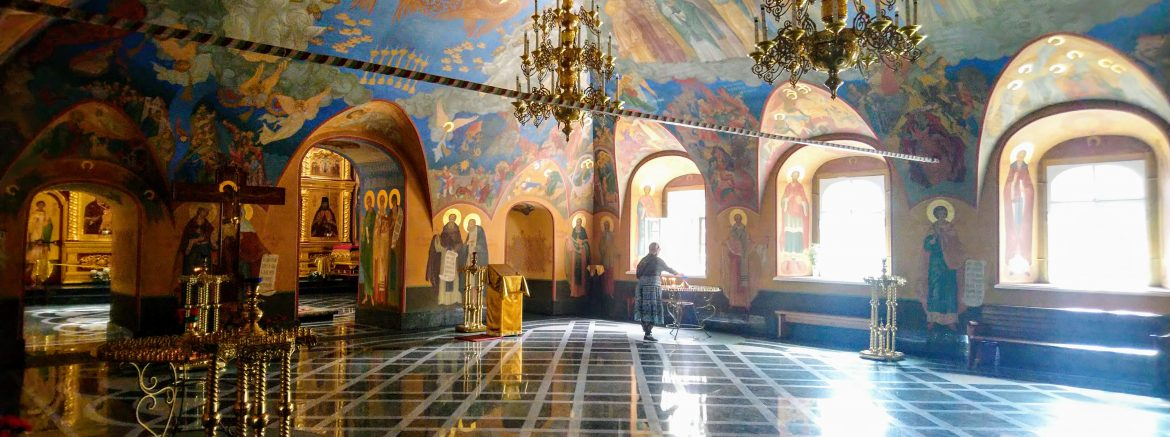 Epiphany Cathedral Irkutsk Things to Do and See