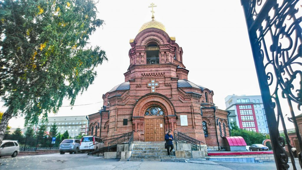 Alexander Nevsky Cathedral - Things to Do Novosibirsk