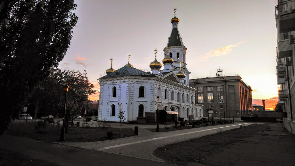 Things To Do Omsk Churches