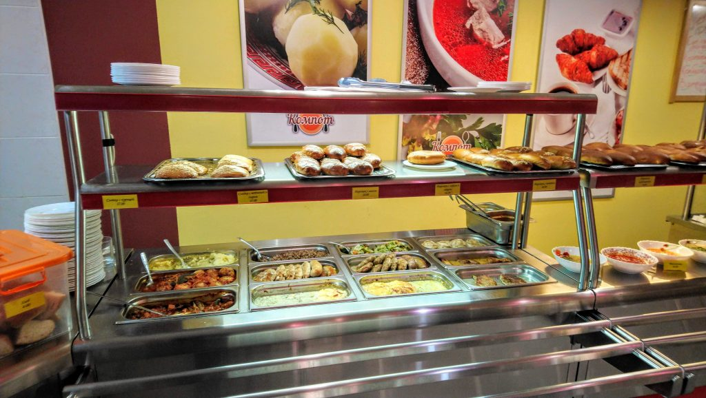 Omsk Food - Things to do Omsk