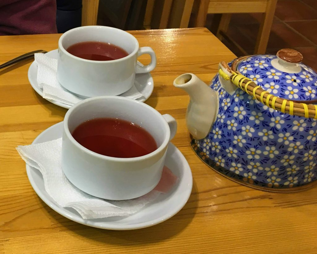 lingonberry tea siberia russia irkutsk things to do and see