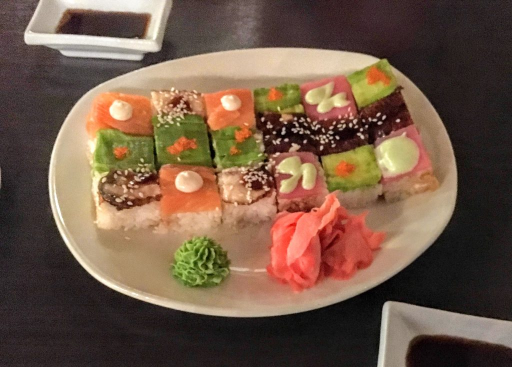 Russian Sushi - Things to do Omsk