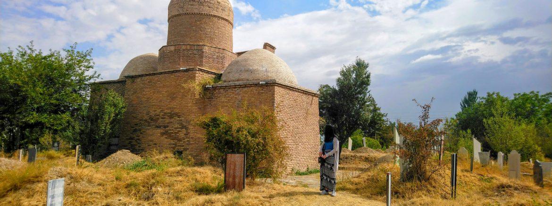 Things to see Shymkent and Sayram
