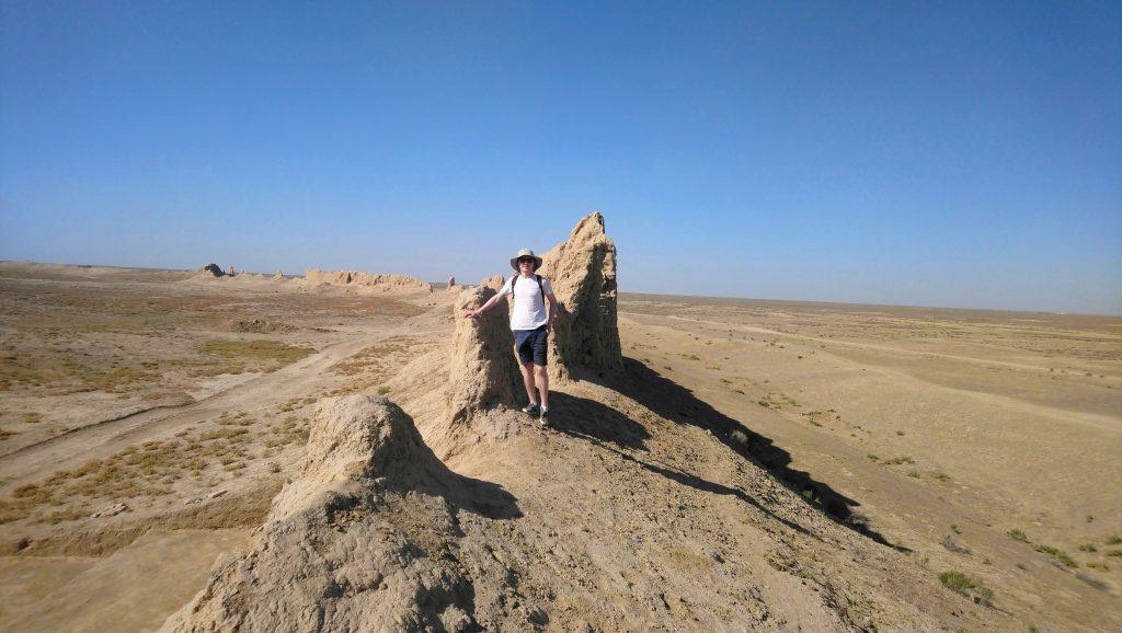 Things to do Sauran, Turkistan, Shymkent.