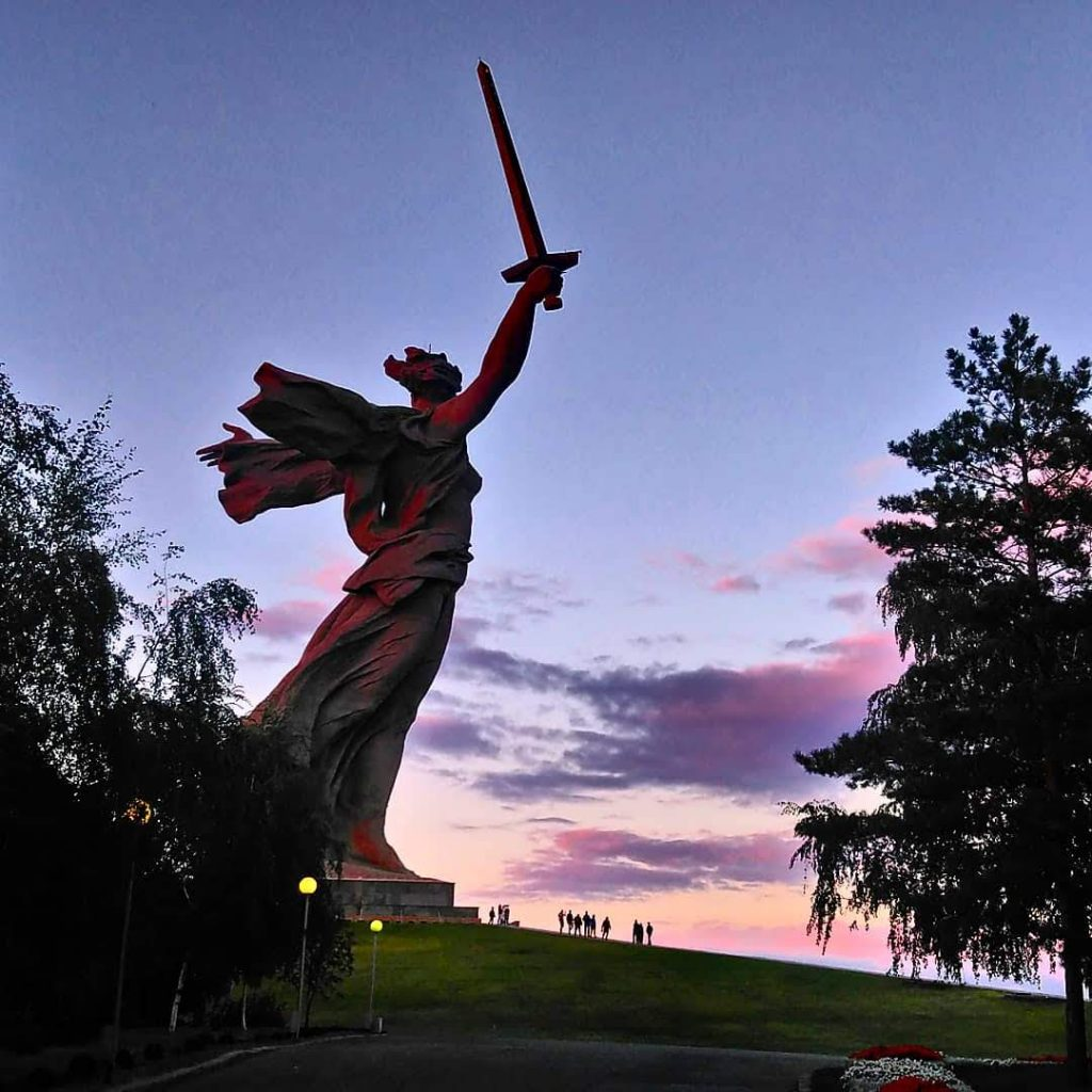 The Motherland Calls, Things to do Volgograd