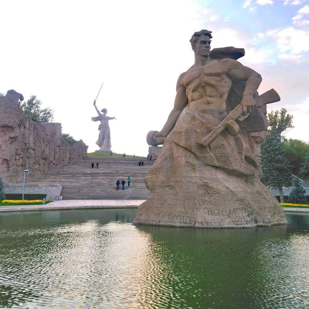 Volgograd, things to do